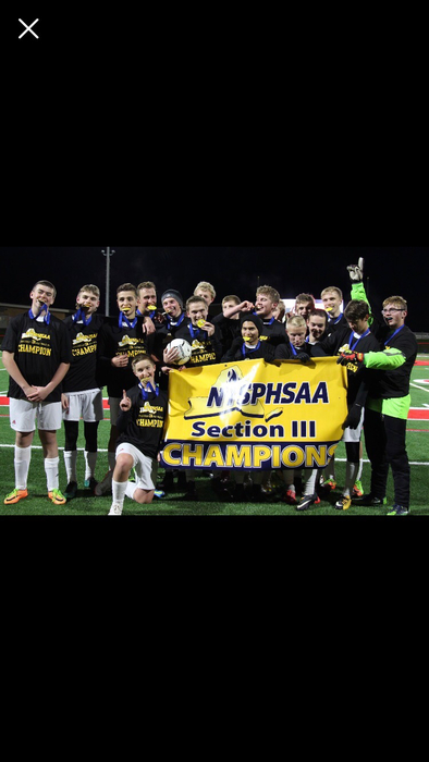 South Lewis Boys Soccer- 2018 Section III Class C Champions