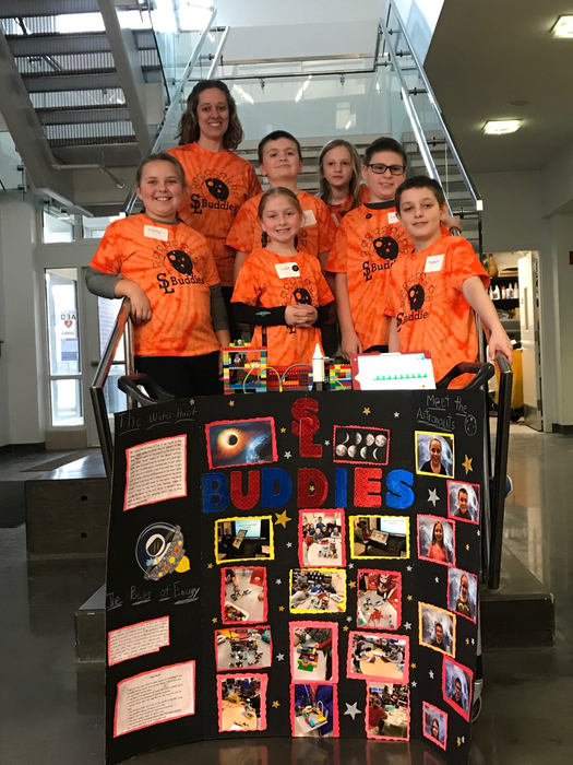 Port Leyden First Lego League JR Expo at SUNY Poly