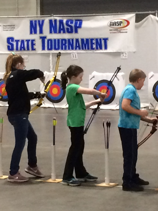 National Archery in Schools